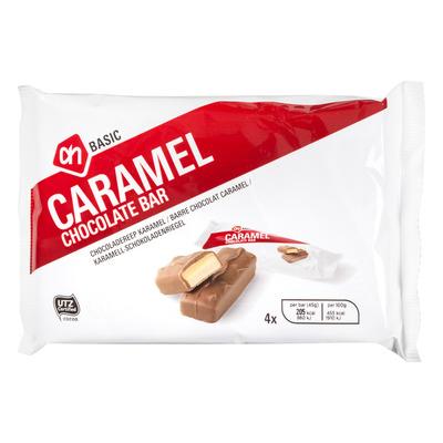 Budget Huismerk Caramel chocolate bar