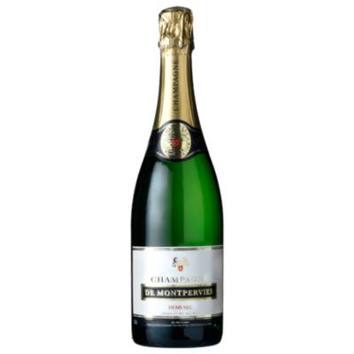 Mont Pervier Champagne demi-sec