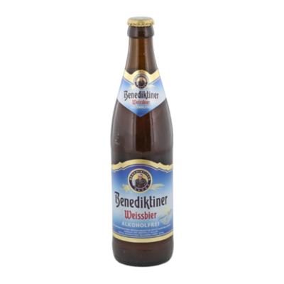 Benediktiner Weisbier 0.0%