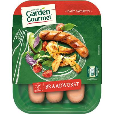 Garden Gourmet Vegetarische braadworst