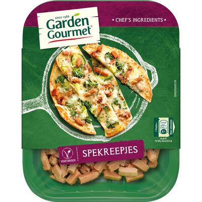 Garden Gourmet Vegetarische spekreepjes