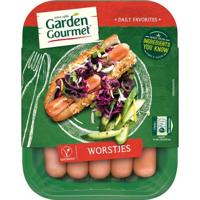Garden Gourmet Vegetarische worstjes