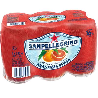 San Pellegrino Aranciata rossa