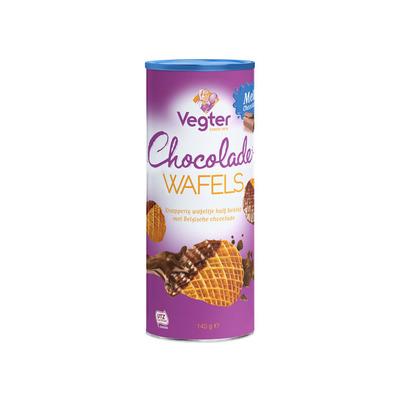 Vegter Chocolade wafels