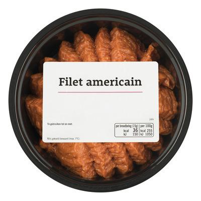Filet americain