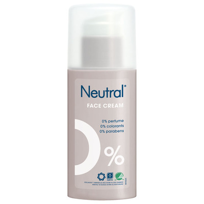 Neutral Parfumvrij face cream