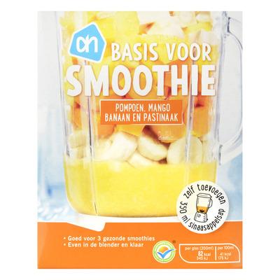 AH Basis voor smoothie pomp-man-ban-past
