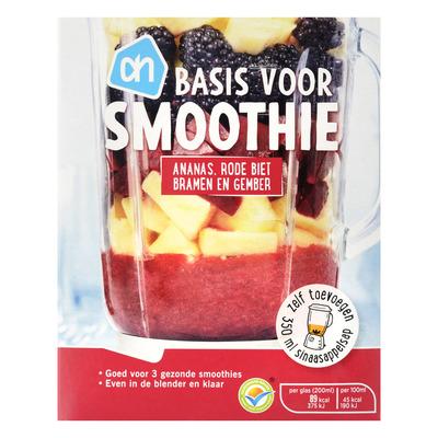 AH Basis voor smoothie biet-anan-braam-gem