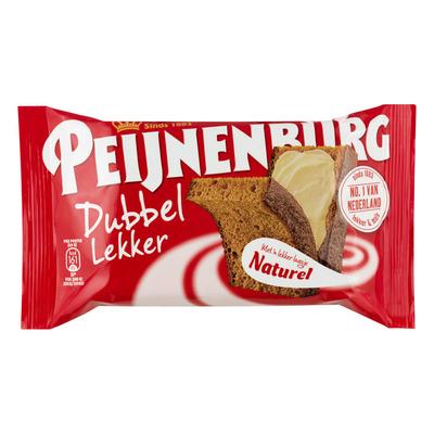 Peijnenburg Dubbel lekker naturel
