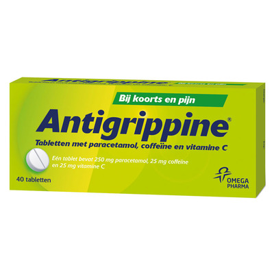 Antigrippine Tabletten