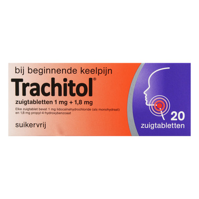 Trachitol Zuigtabletten
