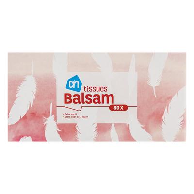 Huismerk Zachte tissues met balsam
