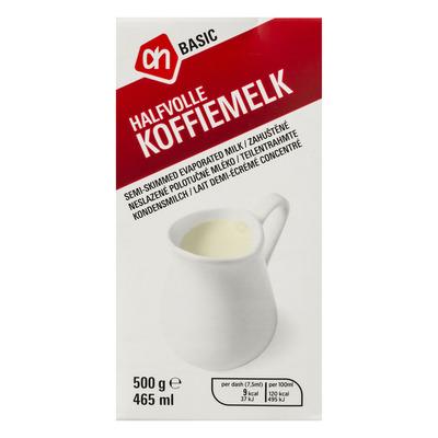 AH BASIC Halfvolle koffiemelk
