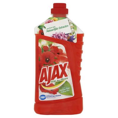 Ajax Fête des fleurs rode bloem allesreiniger