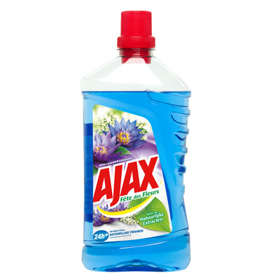 Ajax Fête des fleurs lotus allesreiniger