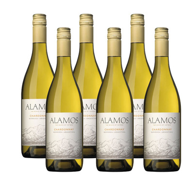 Alamos Chardonnay Mendoza