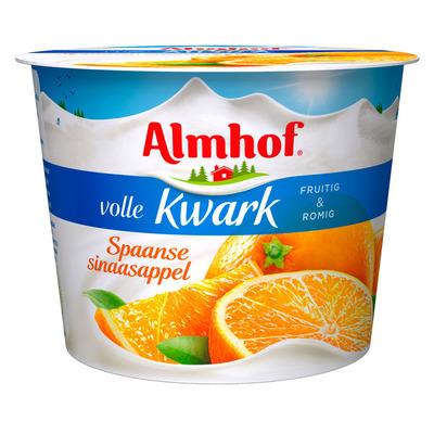 Almhof Volle kwark Spaanse sinaasappel