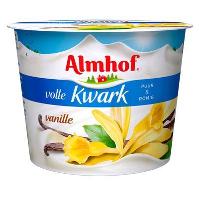 Almhof Volle kwark vanille