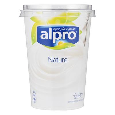 Alpro Plantaardige variatie op yoghurt naturel
