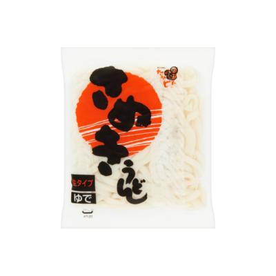 Voorgekookte Japanse Udon Noedels