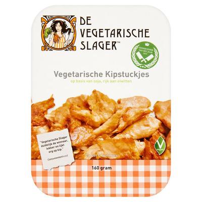 Vegetarische Slager Kipstuckjes