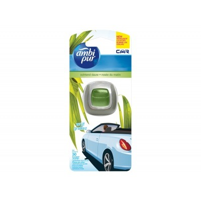 Ambi Pur Auto clip-on luchtverfrisser ochtend dauw