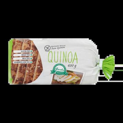 Garbo Quinoa Bread