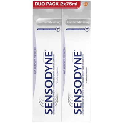 Sensodyne Gentle whitening duo tandpasta