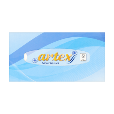 Artex Facial Tissues 2-Laags