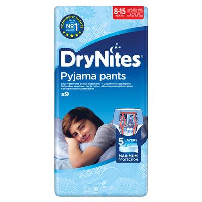 Huggies DryNites luierbroekjes jongen 8-15 jaar