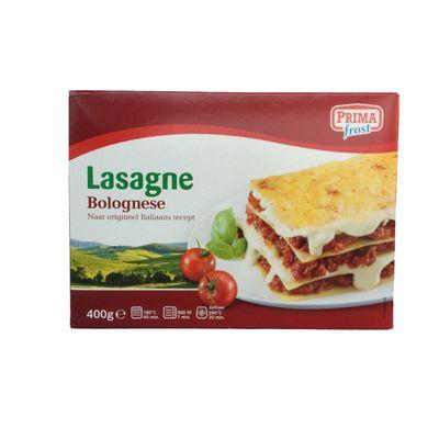 Prima Frost Lasagne Bolognese