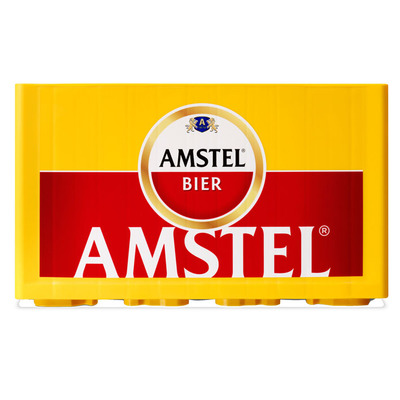 Amstel Radler citroen krat