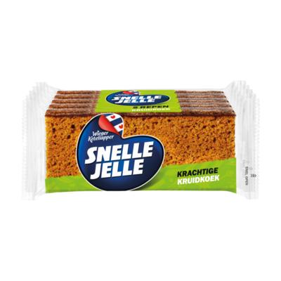 Snelle Jelle Kruidkoek Naturel 5-pack