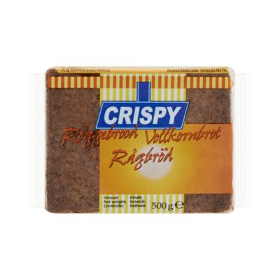 Crispy Roggebrood