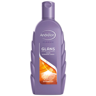 Andrélon Shampoo glans zomertarwe