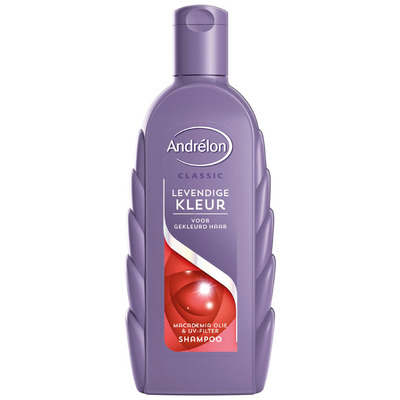 Andrélon Shampoo levendige kleur