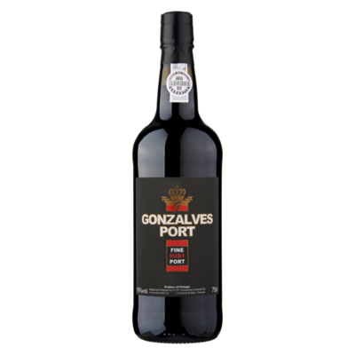 Gonzalves Port Fine Ruby Port