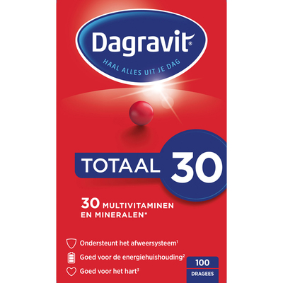 Dagravit Totaal 30 dragees