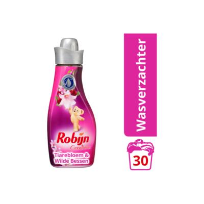 Robijn Wasverzachter Tiarebloem & Wilde Bessen 30 Wasbeurten