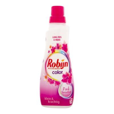 Robijn Wasmiddel Vloeibaar color pink