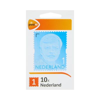 PostNL Nederland 1 Postzegels