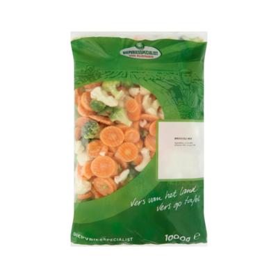 Diepvriesspecialist van Rijsingen Broccoli Mix