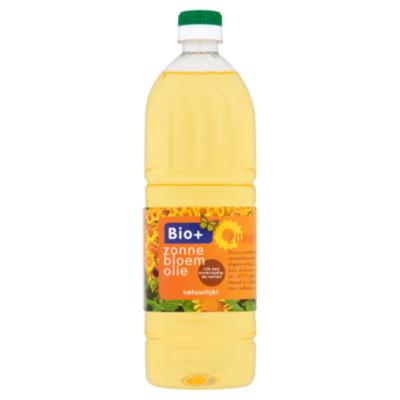 Bio+ Zonnebloemolie