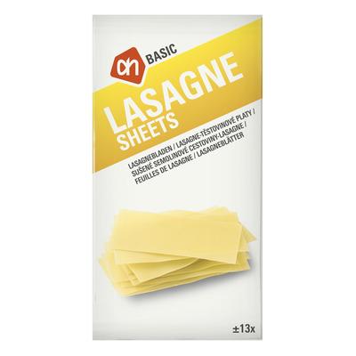 Budget Huismerk Lasagne bladen