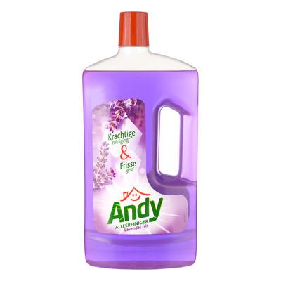 Andy Allesreiniger lavendel fris