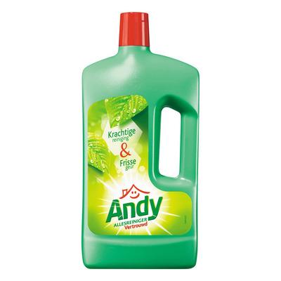 Andy Allesreiniger vertrouwd