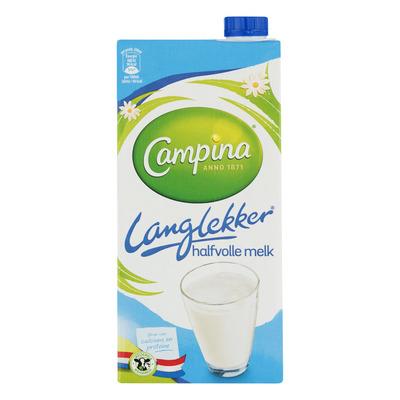Campina Langlekker halfvolle melk