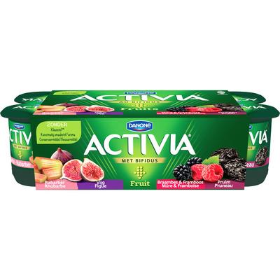 Danone Activia fruityoghurt assorti