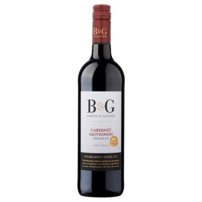 Barton & Guestier Cabernet Sauvignon Réserve