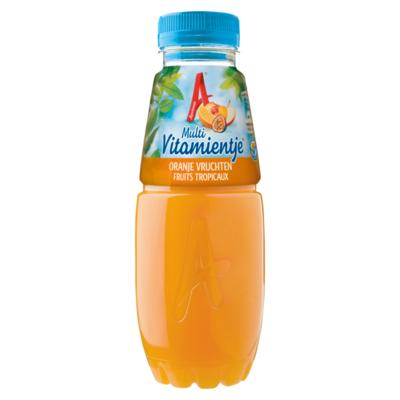 Appelsientje Multi Vitamientje Oranje Vruchten